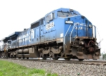 NS 8446 Conrail Blue